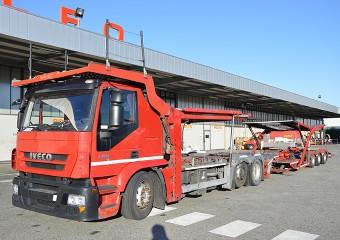 Iveco Stralis 450 + Rolfo germini 2007