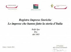 Albo Registro Imprese Storiche d'Italia